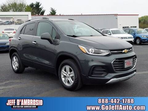 2018 Chevrolet Trax for sale at Jeff D'Ambrosio Auto Group in Downingtown PA