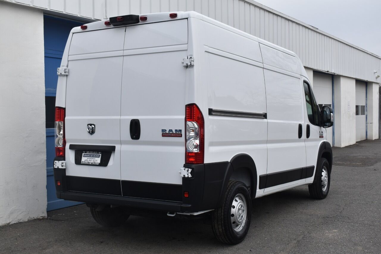 2019 RAM ProMaster Cargo 1500 136 WB 3dr High Roof Cargo Van full