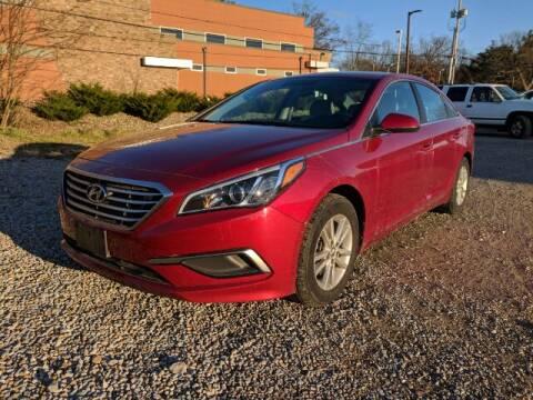 2016 Hyundai Sonata for sale at DILLON LAKE MOTORS LLC in Zanesville OH
