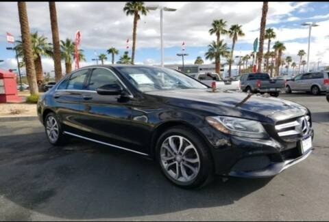2017 Mercedes-Benz C-Class for sale at Auto Max Brokers in Palmdale CA
