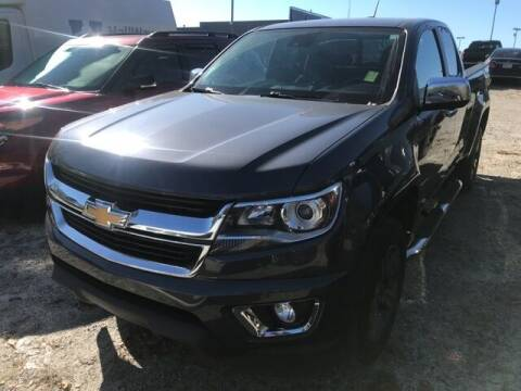 2017 Chevrolet Colorado for sale at BILLY HOWELL FORD LINCOLN in Cumming GA
