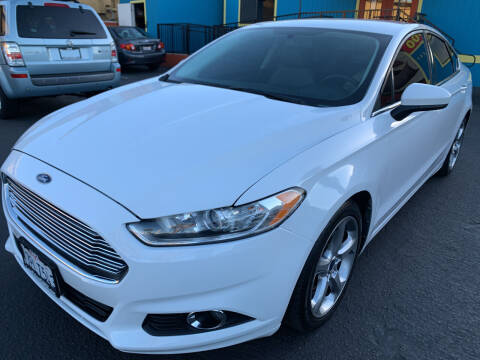 2016 Ford Fusion for sale at CARZ in San Diego CA