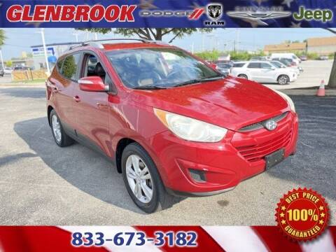 2012 Hyundai Tucson for sale at Glenbrook Dodge Chrysler Jeep Ram and Fiat in Fort Wayne IN