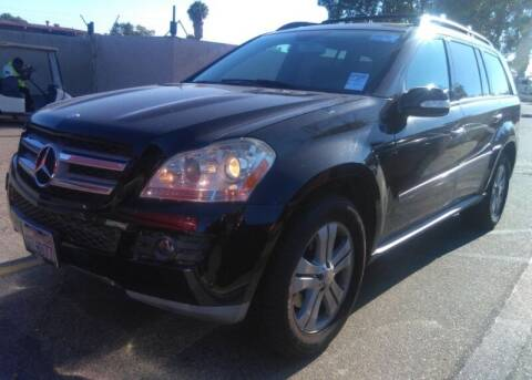 2008 Mercedes-Benz GL-Class for sale at SoCal Auto Auction in Ontario CA