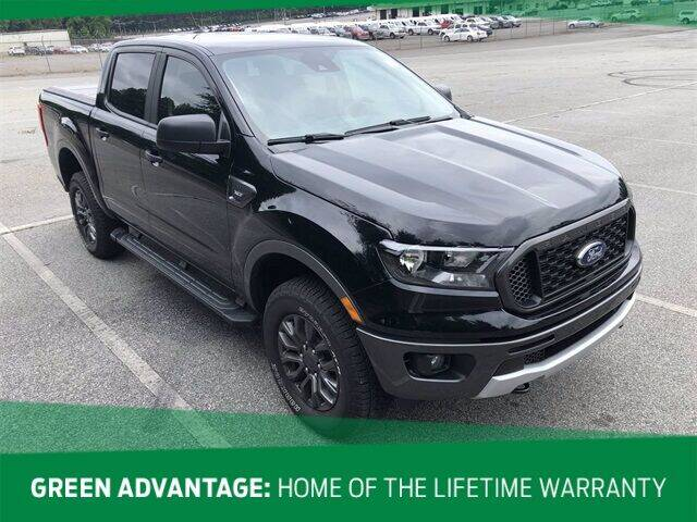 2020 Ford Ranger for sale in Greensboro, NC