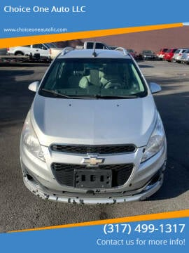 2013 Chevrolet Spark for sale at Choice One Auto LLC in Beech Grove IN