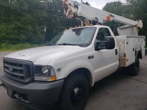 2004 Ford F-350 Super Duty for sale at A-1 Auto in Pepperell MA