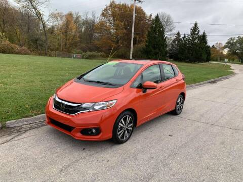 2020 Honda Fit for sale at Aleid Auto Sales in Cudahy WI
