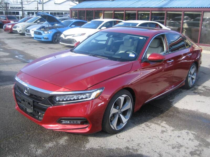 2018 Honda Accord for sale at Import Auto Connection in Nashville TN