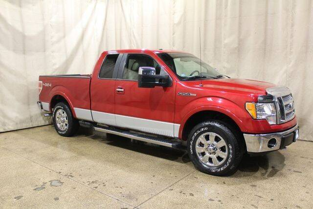 2010 Ford F-150 for sale at Autoland Outlets Of Byron in Byron IL