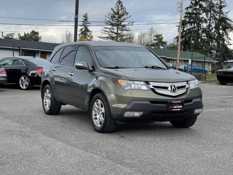 2007 Acura MDX for sale at LKL Motors in Puyallup WA