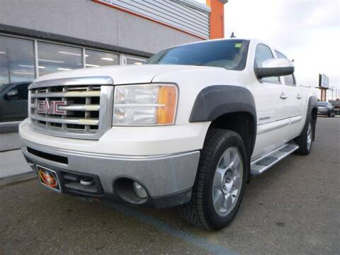 2009 GMC Sierra 1500 for sale at Torgerson Auto Center in Bismarck ND