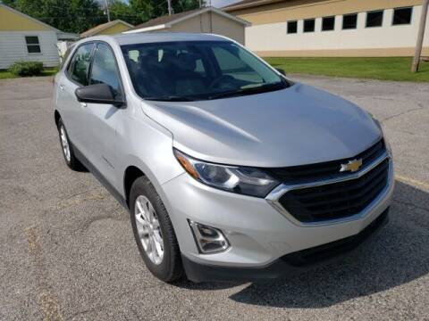 2019 Chevrolet Equinox for sale at LeMond's Chevrolet Chrysler in Fairfield IL