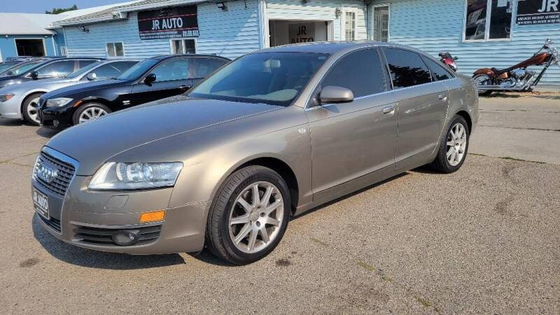 2005 Audi A6 for sale at JR Auto in Brookings SD