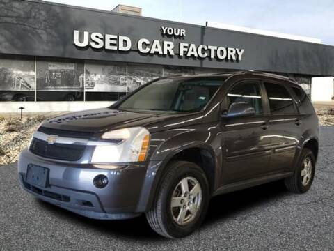 2007 Chevrolet Equinox for sale at JOELSCARZ.COM in Flushing MI