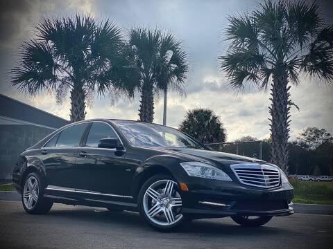 2012 Mercedes-Benz S-Class for sale at FALCON AUTO BROKERS LLC in Orlando FL