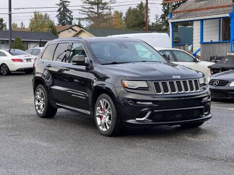 2014 Jeep Grand Cherokee for sale at LKL Motors in Puyallup WA