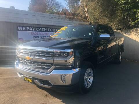 2018 Chevrolet Silverado 1500 for sale at Devine Auto Sales in Modesto CA