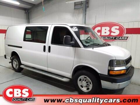 2019 Chevrolet Express Cargo for sale at CBS Quality Cars in Durham NC