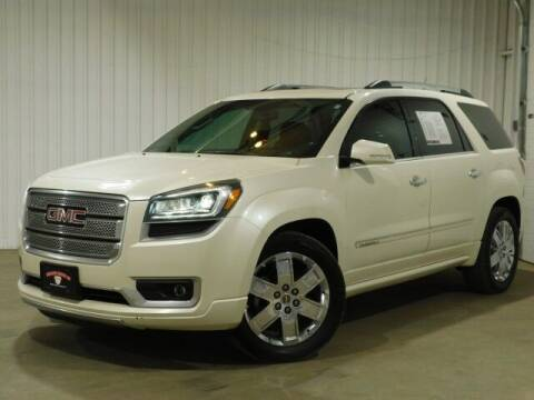 2013 GMC Acadia for sale at Bulldog Motor Company in Borger TX