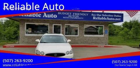 2006 Buick LaCrosse for sale at Reliable Auto in Cannon Falls MN