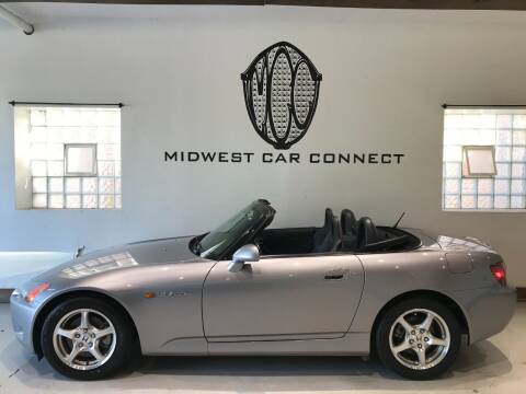 2003 Honda S2000 for sale at Midwest Car Connect in Villa Park IL