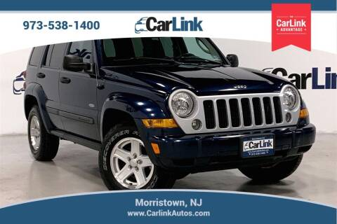 2007 Jeep Liberty for sale at CarLink in Morristown NJ