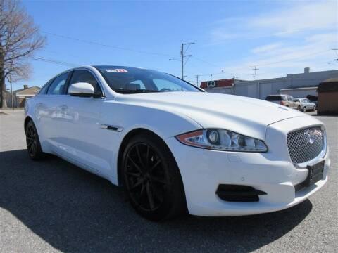 2011 Jaguar XJ for sale at Cam Automotive LLC in Lancaster PA