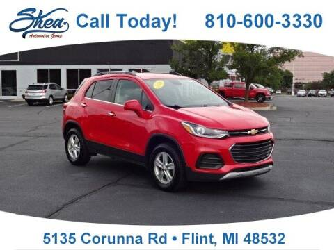 2018 Chevrolet Trax for sale at Jamie Sells Cars 810 in Flint MI