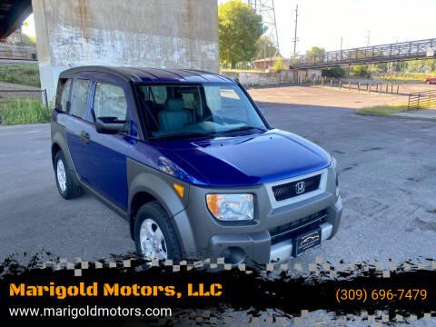 2004 Honda Element for sale at Marigold Motors, LLC in Pekin IL