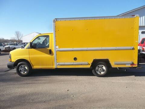 2009 GMC Savana Cutaway for sale at A Plus Auto Sales/ - A Plus Auto Sales in Sioux Falls SD