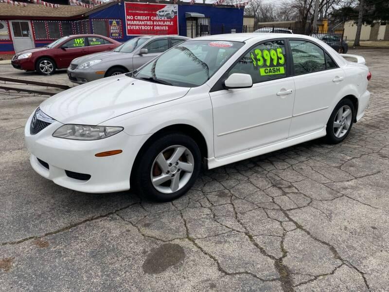 2003 Mazda MAZDA6 for sale at Carfast Auto Sales in Dolton IL