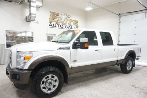 2016 Ford F-250 Super Duty for sale at Elite Auto Sales in Ammon ID