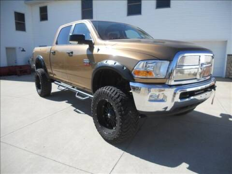 2012 RAM Ram Pickup 2500 for sale at OLSON AUTO EXCHANGE LLC in Stoughton WI