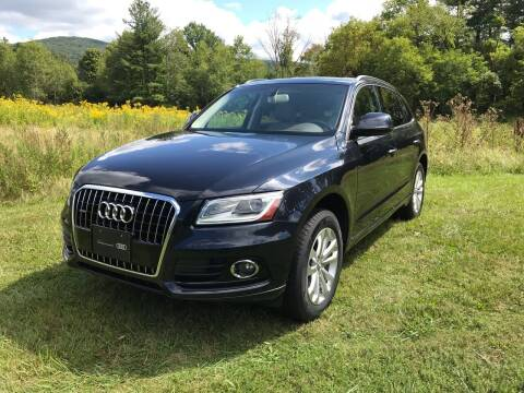 2016 Audi Q5 for sale at EuroMotors LLC in Lee MA