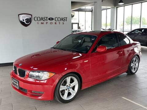 2010 BMW 1 Series for sale at Coast to Coast Imports in Fishers IN