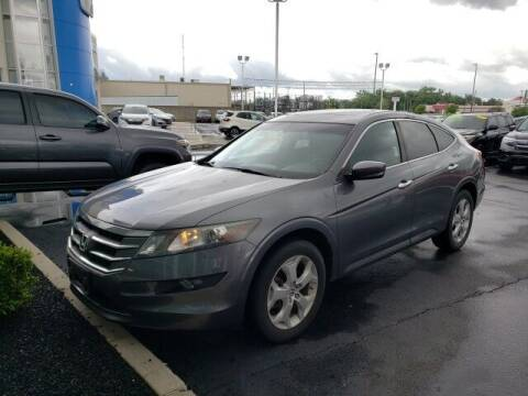 2010 Honda Accord Crosstour for sale at White's Honda Toyota of Lima in Lima OH