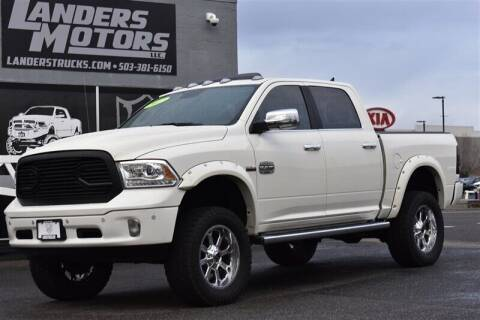 2017 RAM Ram Pickup 1500 for sale at Landers Motors in Gresham OR