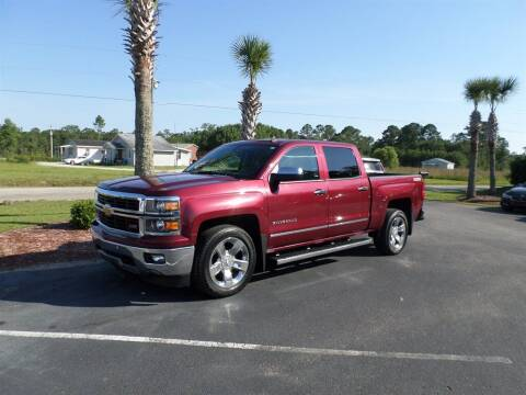 2014 Chevrolet Silverado 1500 for sale at First Choice Auto Inc in Little River SC