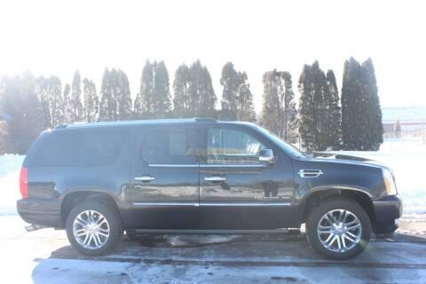 2012 Cadillac Escalade ESV for sale at D & B Auto Sales LLC in Washington Township MI