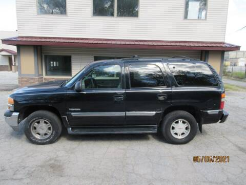 2001 GMC Yukon for sale at Settle Auto Sales STATE RD. in Fort Wayne IN