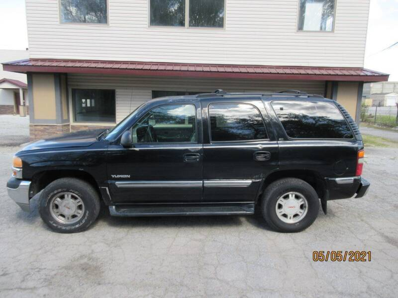 2001 GMC Yukon for sale at Settle Auto Sales TAYLOR ST. in Fort Wayne IN