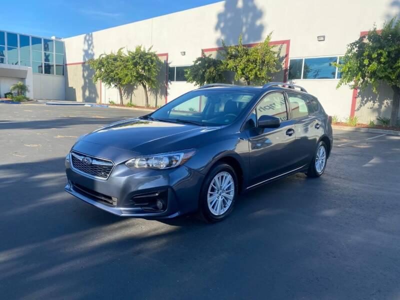 2017 Subaru Impreza for sale at Ideal Autosales in El Cajon CA