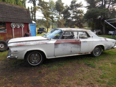 1963 Chrysler 300 for sale at Classic Car Deals in Cadillac MI