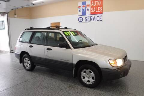 2001 Subaru Forester for sale at 777 Auto Sales and Service in Tacoma WA