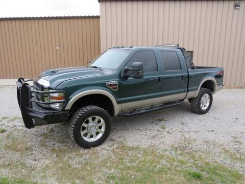 2008 Ford F-250 Super Duty for sale at N Motion Sales LLC in Odessa MO