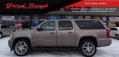 2012 Chevrolet Suburban for sale at Ford Road Motor Sales in Dearborn MI