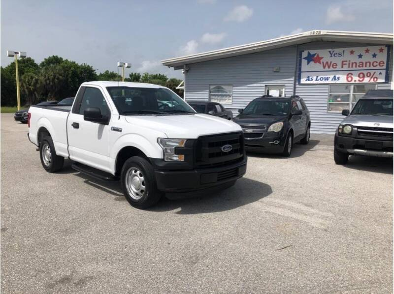 2016 Ford F-150 for sale at My Value Car Sales in Venice FL