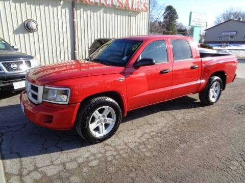 2011 RAM Dakota for sale at De Anda Auto Sales in Storm Lake IA