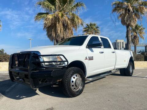 2014 RAM Ram Pickup 3500 for sale at Motorcars Group Management - Bud Johnson Motor Co in San Antonio TX